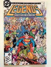 Legends #2/DC Comic Book/Darkseid/NM+