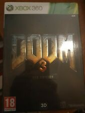 Doom 3 BFG Edition Xbox360 NEW and SEALED,Bonus  includes Doom 1 and 2