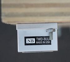 "Lot 4 NB TWD8UU Linear Slide Unit Ball Bearing 1/2"" CNC pillow block"