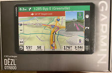"New Garmin dēzl Otr800 8"" Gps Truck Navigator With Built-In Wifi 010-02314-00"