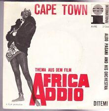 "7"" Aldon Pagani and His Orchestra Cape Town (Aus dem Film Africa Addio) / Ditemi"