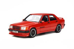 Mercedes 190E Brabus 3.6S (W201) | OTTO | 1:18