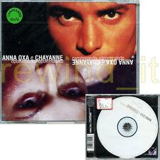 """ANNA OXA e CHAYANNE """"CAMMINANDO, CAMMINANDO"""" CDsingolo 1999 - SIGILLATO"""