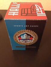 1998 Ron Mix Hall Of Fame Platinum Signature Series Signed Card Set 116 Cards