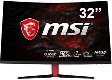 MSI Optix Curved Gaming Monitor 32'' Full HD 1ms HDMI AMD FreeSync