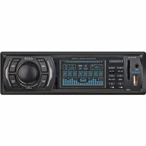 Boss 612UA Car Flash Audio Player - 200 W RMS - iPod/iPhone Compatible - Single