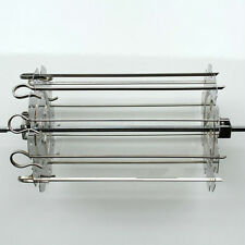 tumble Rotisserie Grill Basket oven roaster roasting meat chiken beef BBQ tool