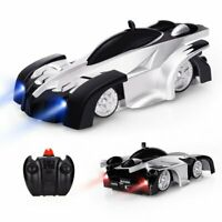 Adult Kids Wall Stunt Cars Dual Modes 360°Rotation Remote Controlled Car Toys