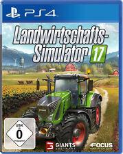 Sony PS4 Playstation 4 Spiel * Landwirtschafts Simulator 2017 * Simulation 17 **