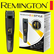 REMINGTON MB5000 B5 STYLE SERIES BEARD TRIMMER - BLACK/GREY WITH YELLOW