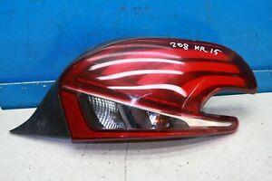 Peugeot 208 Puretech Bj.15 Tail Light Right 9810430580