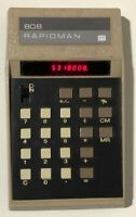 Rapidman 808 Calculator -  Vintage 1970's