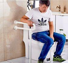 "White""Toilet/Bathroom Safety Grab Bar Length 60CM Elderly Disability Handrail"