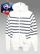 Nuevos Nike Francia Fútbol Vintage Aw77 superior sudadera con capucha y