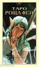 Tarot Cards Grove of Celtic Fairies 78 cards + instruction Fairy Taro TC104