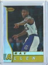 96-97 Bowman's Best Refractor RAY ALLEN REF RC Rookie #R5 SP Short Print 1996