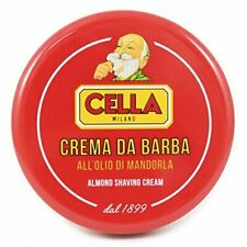 CELLA Shaving Soap | 150ml Bowl | Crema da Barba