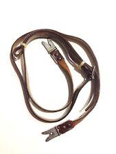 Vintage Rolleiflex TLR fit Leather Shoulder Strap for ROLLEIFLEX 2.8F Great cond