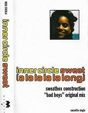 Inner Circle ‎Sweat (A La La La La Long) CASSETTE SINGLE Reggae-Pop
