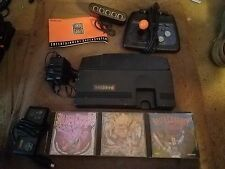 Turbo Grafx 16 Console with Legendary Axe, Alien Crush & Keith Courage