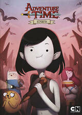 Adventure Time: Return of Vampire King Stakes (DVD, 2016) NEW