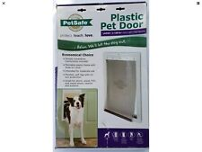 PetSafe Plastic Pet Door, Large FREE SHIPPING