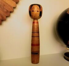 Vintage Japanese Kokeshi Doll 14.5 inches  Antique