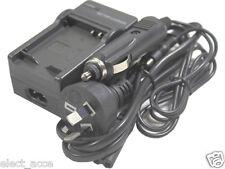 Battery Charger f DMW-BLB13 BLB13E BLB13GK BLB13PP DMC-G1 G2 G10 GF1GK ZS19K G2W