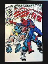 SPECTACULAR SPIDER-MAN 77 (4/83 9.0 non-CGC) NR! BLACK CAT! DOC OCK! GLADIATOR!