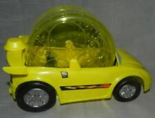 Super Pet Critter Cruiser Exercise Wheel in Yellow Car Hamster or Gerbil