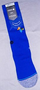Stance x Pixar Socks 'Finding Nemo' | L | Crew | New With Tags