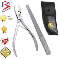 Professional Toe Nail Clippers Nippers Cutter Chiropody - PODIATRY THICK NAILS