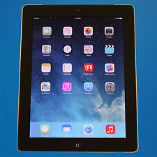 Fair - Apple iPad 4th Gen 16GB Wi-Fi + Cellular (AT&T ONLY) 9.7in - READ NOTES