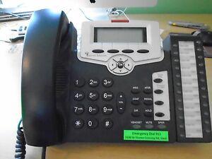 Tadiran T207M IP Display Speakerphone  Used WITH TEM 77440100700 DSS