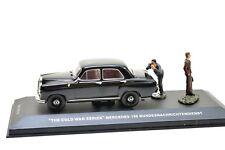 "IXO REPLICA CARS CWS06  "" THE COLD WAR SERIES "" MERCEDES 180"