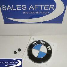 Original BMW Emblem Plakette Heckklappe 3er E93 E93LCI Cabrio Kofferraum 70mm