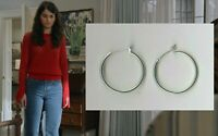 The Mick Sabrina Pemberton Sofia Black D'Elia Production Worn Earrings (06)
