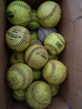 Lot 26 Softballs