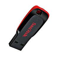 Sandisk SDCZ50 64/32/16/8/4GB USB 2.0 Flash Memory Stick Key Drive Disk Wholesal
