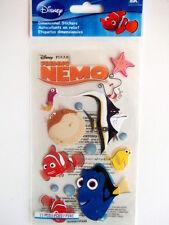 Jolees Boutique Disney Stickers-Finding Nemo avec titre