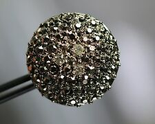 Very Attractive Large Rhinestone Button - Markasit-Optik - Probably since 2010