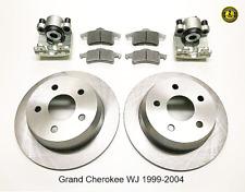 Rear Brake Discs Repair KIT Jeep Grand Cherokee WJ 1999-2004 BRK//WJ//019A