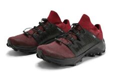 Salomon Trail Running Shoes - Cross Pro - Mens - Red Black