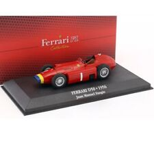 Ferrari D50 F1 Collection Formula 1 1956 #1 Juan Manuel Fangio IXO Atlas 1:43