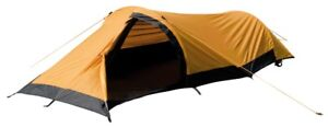 SNUGPAK Journey Solo 1 Person Outdoor Camping Bushcraft Hiking Tent Tunnel Tent