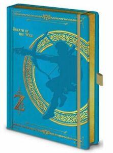 The Legend of Zelda - Breath of the Wild - Premium Notebook (A5)