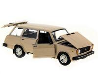 VAZ-2104 LADA Riva 1/24 Scale Estate Nova USSR Diecast Model Car Limited Edition