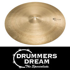 "Crescent by SABIAN 22"" Wide Ride Cymbal Designed for Stanton Moore RRP $1049"