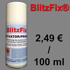 200ml AKTIVATOR für Industriekleber Primer,BlitzFix Sekundenkleber Beschleuniger