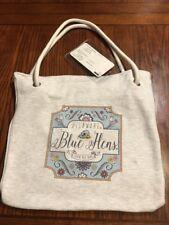 MV SPORT Heather Gray Delaware Blue Hens Pro-Weave Tote Bag (L2)